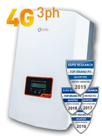 SOL-15.0-3PH-4G-DC